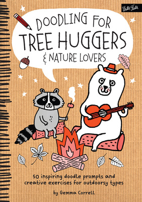 Doodling for Tree Huggers & Nature Lovers