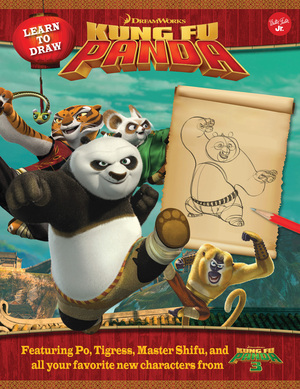 Learn to Draw DreamWorks Animation's Kung Fu Panda