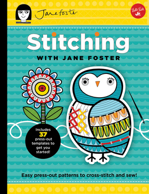 Stitching with Jane Foster