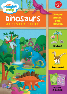 Just Imagine & Play! Dinosaurs