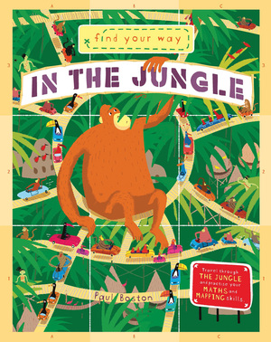 Find Your Way in the Jungle