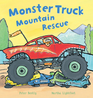 Monster Truck Mountain Rescue