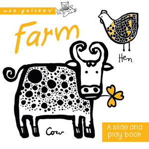 Farm A Slide and Play book