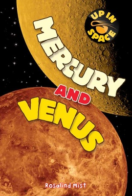 Up In Space: Mercury and Venus (QED Reader)