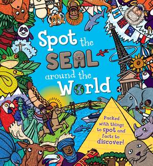 Spot The… The seal around the world