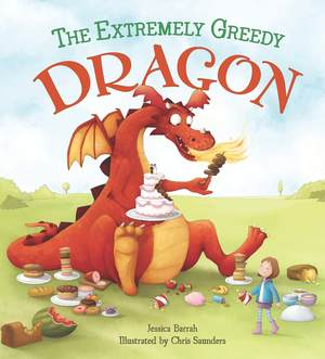 Storytime: The Extremely Greedy Dragon