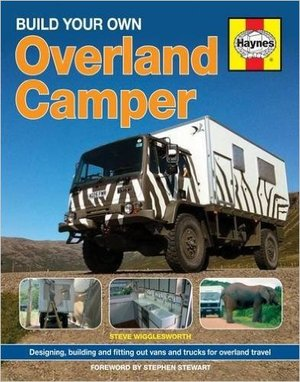 Build your Own Overland Camper manual