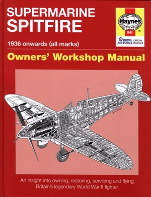 Supermarine Spitfire 1936 onwards (all marks)