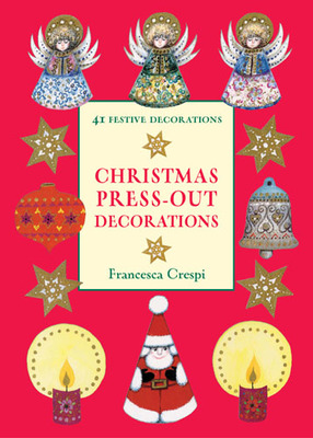 Christmas Press-out Decorations