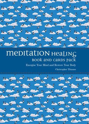 Meditation Healing Book and Card Pack