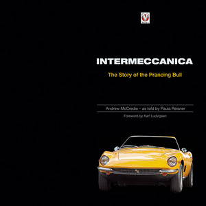 Intermeccanica  The Story of the Prancing Bull