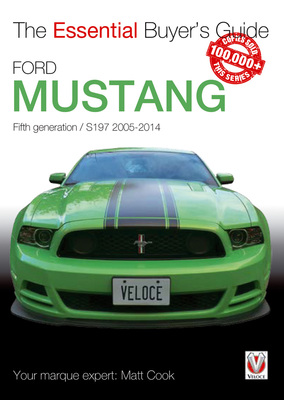 Ford Mustang Fifth generation / S197 2005-2014