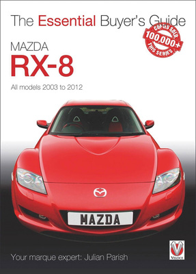 Mazda RX-8 All models 2003 to 2012