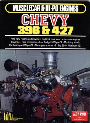Chevy 396 and 427