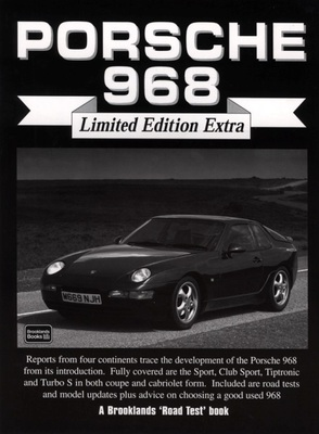 Porsche 968 - Limited Edition Extra
