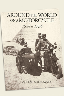 Around the World on a Motorcycle
