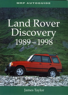 Land Rover Discovery, 1989-1998