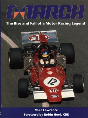 March The Rise and Fall of Motor Racing