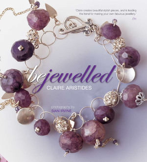 Bejewelled Beautiful bespoke jewellery to make and wear using crystals, beads & charms