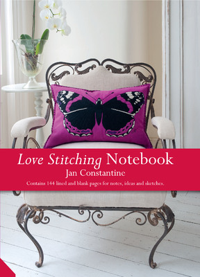 Love Stitching Notebook - Bugs & Beasts