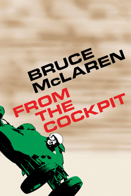 Bruce McLaren From The Cockpit