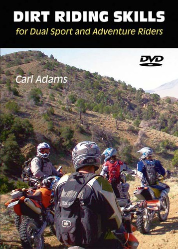 Dirt Riding Skills for Dual Sport and Adventure Riders