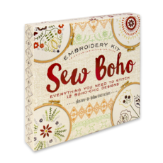 Sew Boho Everything You Need To Create Boho Chic Designs