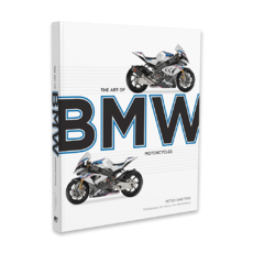 The Art of BMW Motorcycles