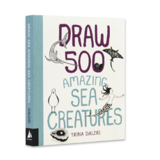 Draw 500 Amazing Sea Creatures