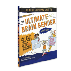 The Ultimate Brain Bender Activity Book