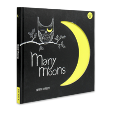 Many Moons Learn about the different phases of the moon