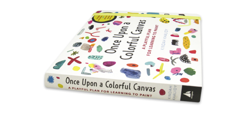 Once Upon a Colorful Canvas