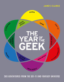 The Year of the Geek Cover