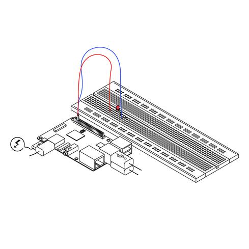 Blinking LED Step 2