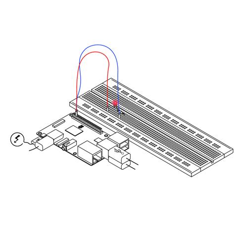 Blinking LED Step 5