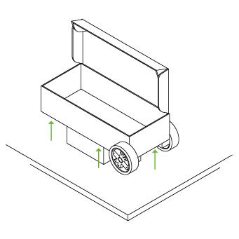Raspberry Pi Box Bot Step 6