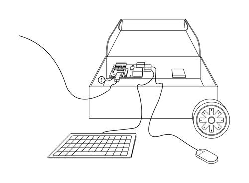 Raspberry Pi Box Bot Step 4