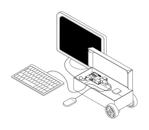 Raspberry Pi Box Bot Step 7