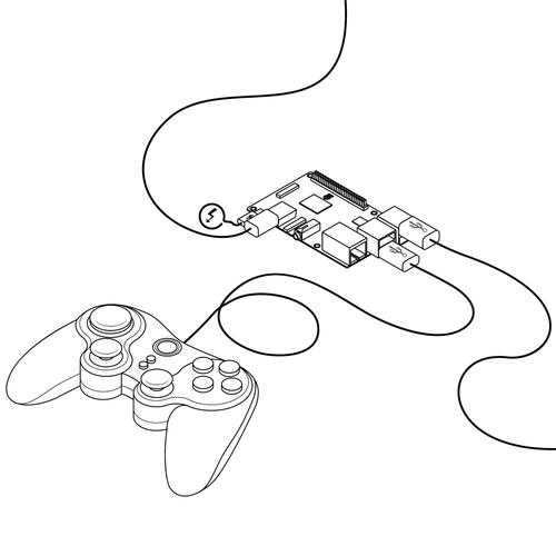 Raspberry Pi Retro Games Station Step 3
