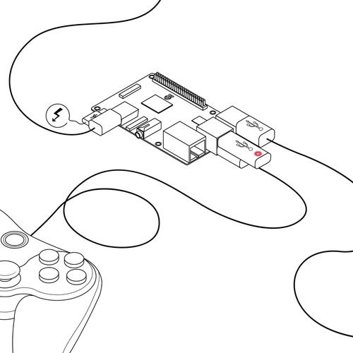 Raspberry Pi Retro Games Station Step 4